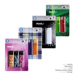 ATOMIC ENC. ELEC. BLISTER EVOLUTION 56 Uds. 58.942N