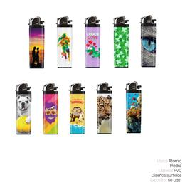 ATOMIC ENC. PIEDRA LABEL 50 Uds. 39.40000