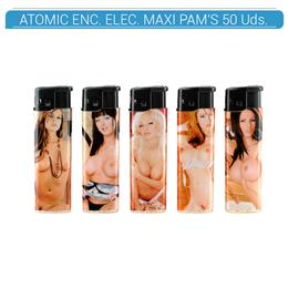 ATOMIC ENC. MAXI PAM´S 50 Uds. 36.20308