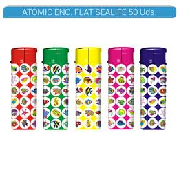 ATOMIC ENC. FLAT SEALIFE 50 Uds. 36.07417