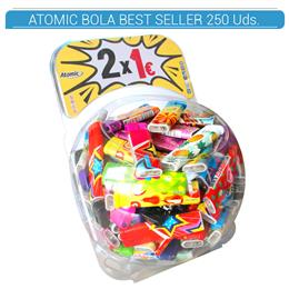 ATOMIC ENC. BOLA BEST SELLER 250 Uds. IAG.2024