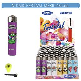 ATOMIC ENC. FESTIVAL MEXIC 48 Uds. 39.35247