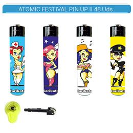 ATOMIC ENC. FESTIVAL PIN UP II 48 Uds. 39.35281