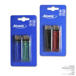 ATOMIC ENC. PIEDRA BLISTER 24 Uds. 58.90200