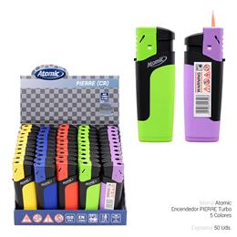 ATOMIC ENC. ELEC. PIERRE TURBO 50 Uds. 36.03400