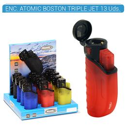 ATOMIC ENC. ELEC. BOSTON TRIPLE JET 13 Uds. 21.24800