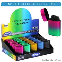 ATOMIC ENC. JET FLAME METAL LIGHT 25 Uds. 25.16050