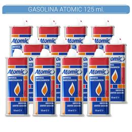 ATOMIC GASOLINA 125ml. 12 Uds. 01.43011/01.43013