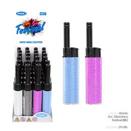 ATOMIC ENC. FESTIVAL BBQ BRILLI DIAMONDS 24 Uds. 36.98512