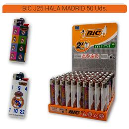 BIC J25 MINI HALA MADRID 50 Uds.