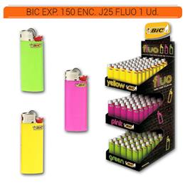 BIC EXPOSITOR FLUO 150 Uds.