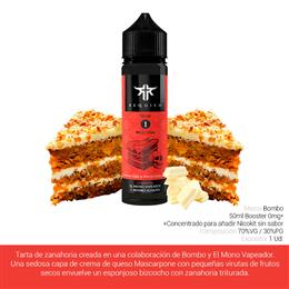 BOMBO E-LIQUID REQUIEM 1 BOOSTER 00 mg 50 ml 1 Ud.