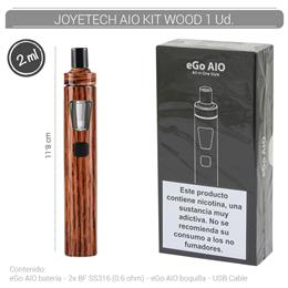 JOYETECH AIO START KIT WOOD 1 Ud. []