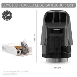 JOYETECH EXCEED EDGE CARTRIDGE 2ml 1 Ud. 99646224