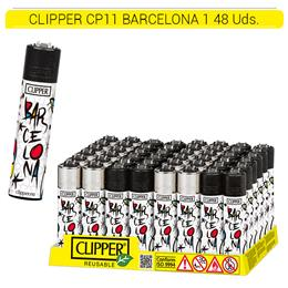 CLIPPER CP11 BARCELONA 1 48 Uds.