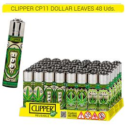 CLIPPER CP11 DOLLAR LEAVES 48 Uds.