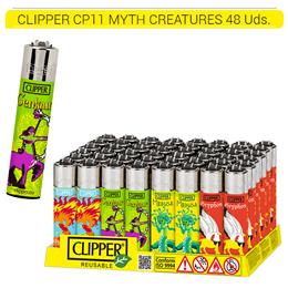CLIPPER CP11 MYTH CREATURES 48 Uds.