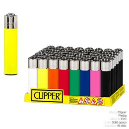 CLIPPER CP11 COLORES OPACO 48 Uds.