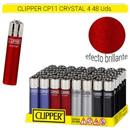 CLIPPER CP11 CRYSTAL 2 48 Uds.