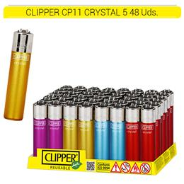 CLIPPER CP11 CRYSTAL 5 48 Uds.