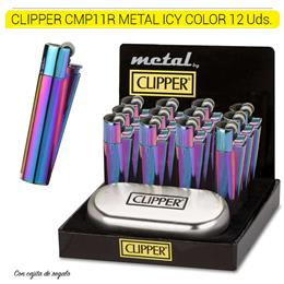 CLIPPER CM019/CMP11R METAL ICY COLORS 2 12 Uds.