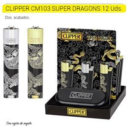 CLIPPER CM103 SUPER DRAGONS 12 Uds.