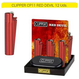 CLIPPER CM107 RED DEVIL 12 Uds.