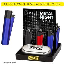 CLIPPER CMPR11R METAL NIGHT 12 Uds.