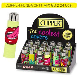 CLIPPER FCL222H FUNDA CP11 MIX GO 2 24 Uds.