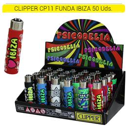CLIPPER FUNDA CP11 IBIZA 24 Uds.