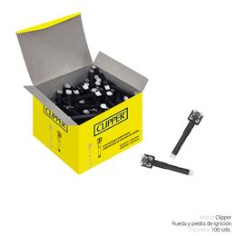 CLIPPER FLINT SYSTEM 100 Uds. VF0010