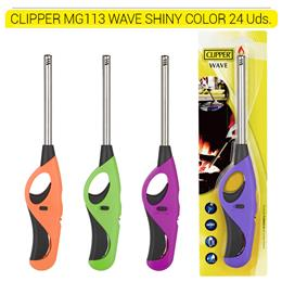 CLIPPER ENC. MG113 WAVE SHINY COLOURS 24 Uds.