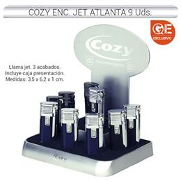 SET COZY ENC. JET ATLANTA 9 Uds. 24.24900
