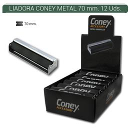 LIADORA CONEY METAL 70 mm. 12 Uds. 01.25500