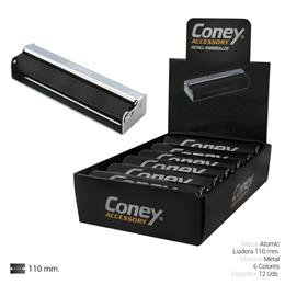 LIADORA CONEY METAL 110 mm. 12 Uds. 01.25600