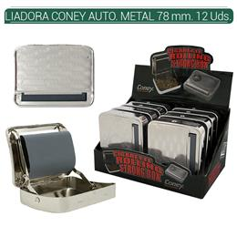 LIADORA CONEY AUTO. METAL 78 mm. 8 Uds. 01.25100