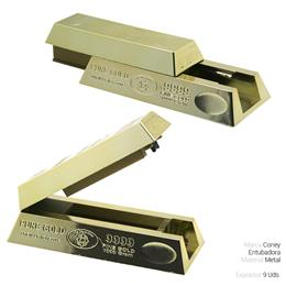 ENTUBADORA CONEY GOLD 9 Uds. 04.00500
