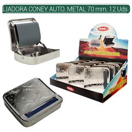 LIADORA CONEY AUTO. METAL VENETIAN 70 mm. 12 Uds. 01.25000