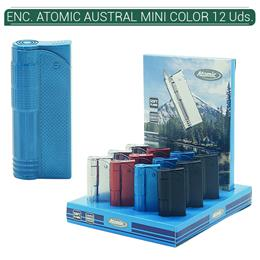 ENCENDEDOR ATOMIC AUSTRAL LEGENDARY METAL MINI SOFT 13 Uds. 21.22710