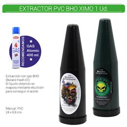 EXTRACTOR PVC BHO XIMO 1 Ud. 02.12902
