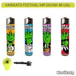 KARIKATO ATOMIC FESTIVAL MR SKUNK 48 Uds. 39.35212