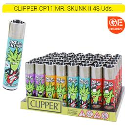 KARIKATO CLIPPER MR. SKUNK II 48 Uds.