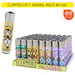 KARIKATO CLIPPER ANIMAL RACE 48 Uds.