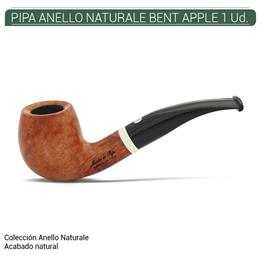 MASTRO PAJA PIPA ANELLO NATURALE BENT APPLE 1 Ud.