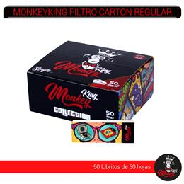 MONKEYKING FILTROS REGULAR COLLECTION 50 Uds. MBC50