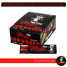 MONKEYKING CLASSIC SLIM+TIPS COLLECTION 24 Uds. MMCPC