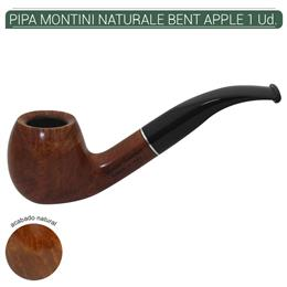 MONTINI PIPA ARMY NATURALE BENT APPLE 1 Ud.