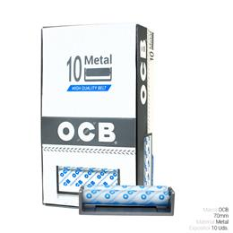 OCB ROLLER METAL 70 mm. 10 Uds.