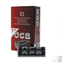 OCB ROLLER METAL 78 mm. 10 Uds.