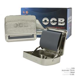 OCB ROLLER AUTOMATIC 78 mm. 6 Uds.